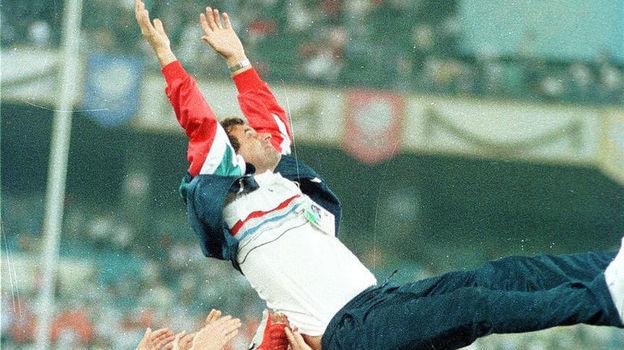 Победа на Олимпиаде-1988, воспоминания участников, Анатолий Бышовец, сборная СССР по футболу