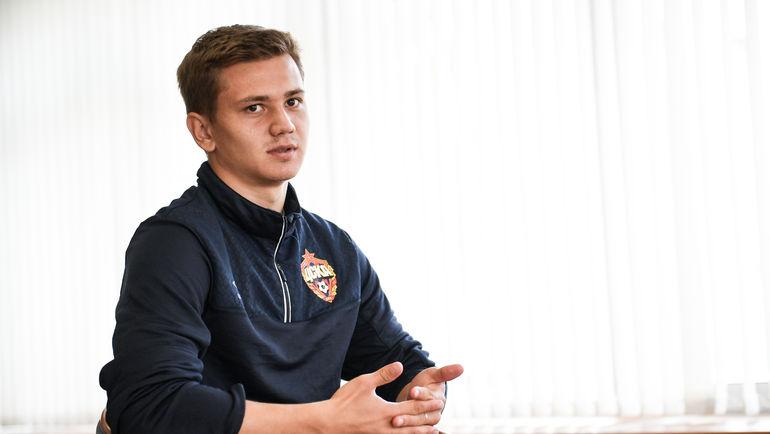 """Иван Обляков. Фото Дарья Исаева, """"СЭ"""""""