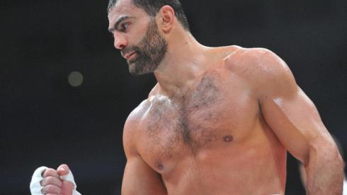 Чахкиев выйдет на ринг весной 2015 года в Москве