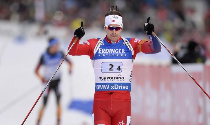 Эмиль Хегле СВЕНДСЕН. Фото AFP