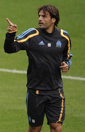 Бывший нападающий сборной Испании Фернандо МОРЬЕНТЕС. Фото AFP