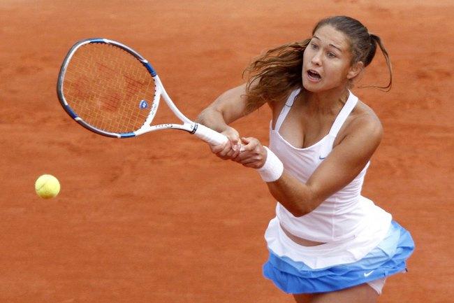 Российская теннисистка Виталия ДЬЯЧЕНКО Фото Reuters