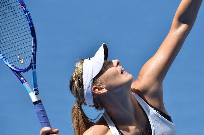Российская теннисистка Мария ШАРАПОВА Фото AFP