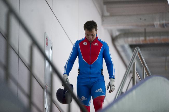Олимпийский чемпион Сочи Александр ТРЕТЬЯКОВ Фото Антон СЕРГИЕНКО, «СЭ»