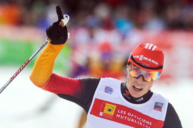 Олимпийский чемпион-2014 Эрик ФРЕНЦЕЛЬ Фото AFP
