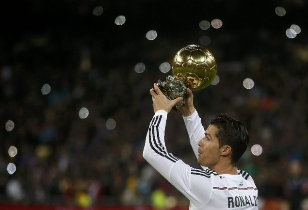 "Нападающий ""Реала"" Криштиану РОНАЛДУ Фото Reuters"