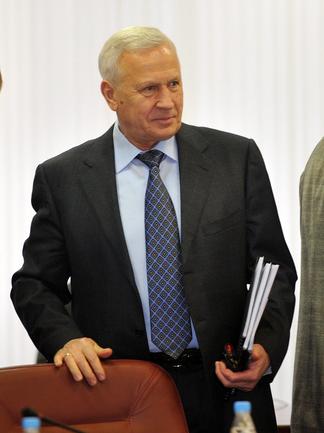 Почетный президент РФС Вячеслав КОЛОСКОВ. Фото Александр ФЕДОРОВ, «СЭ»