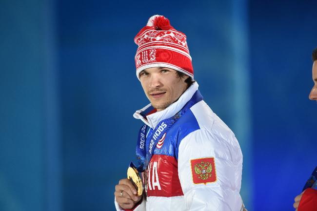 Двукратный олимпийский чемпион Вик УАЙЛД. Фото Александр ФЕДОРОВ, «СЭ»