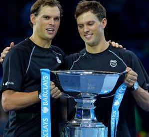 Братья Брайан не смогли преодолеть третий круг Australian Open