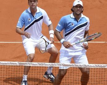 Себальос и Монтаньес - во втором круге турнира в Кито