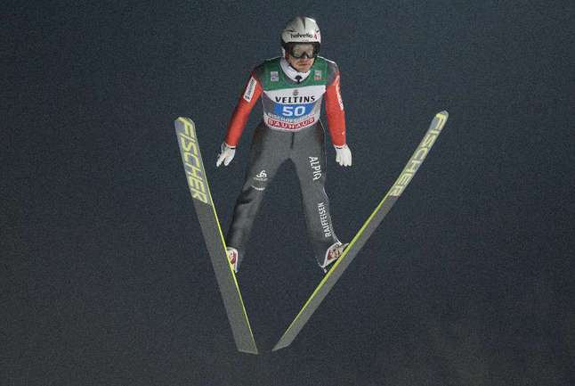 Четырехкратный олимпийский чемпион Симон АММАНН. Фото AFP