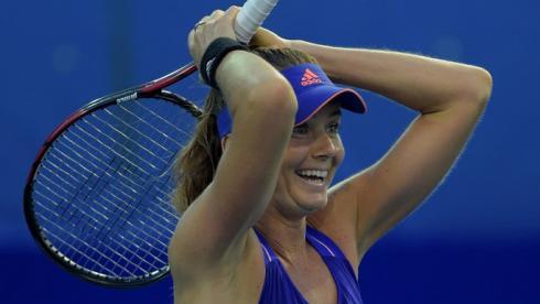 Хантухова выиграла турнир в Таиланде