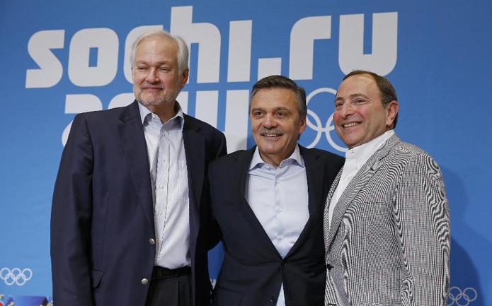 Глава ассоциации игроков НХЛ Дональд ФЕР. Фото Reuters
