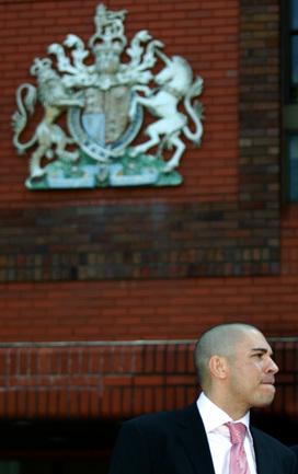 Экс-нападающий сборной Англии Стэн КОЛЛИМОР Фото Reuters
