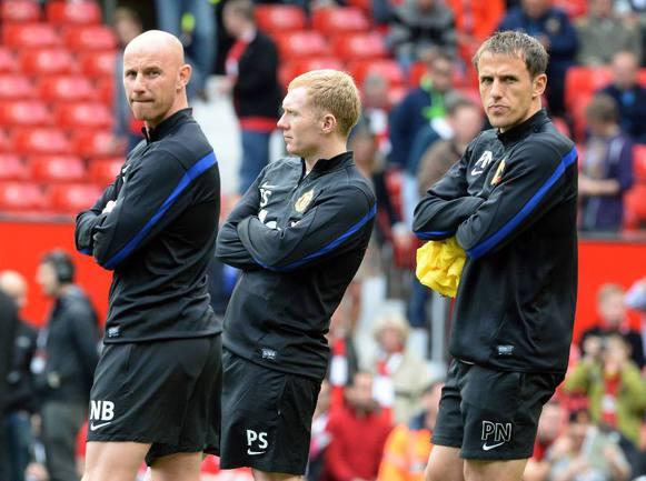 """Экс-игрок """"Манчестер Юнайтед"""" Фил НЕВИЛЛ Фото Reuters"""