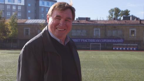 Владимир Казаченок: