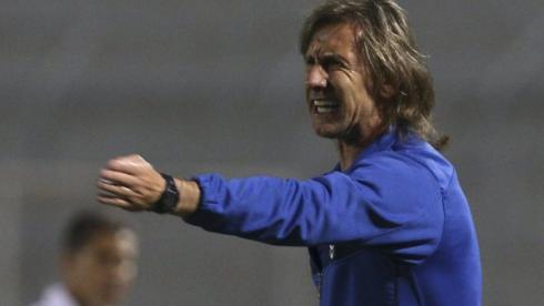 Новый главный тренер сборной Перу Рикардо ГАРЕКА Фото Reuters