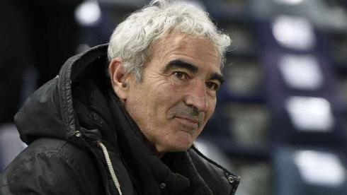 Бывший тренер сборной Франции Раймон ДОМЕНЕК Фото AFP