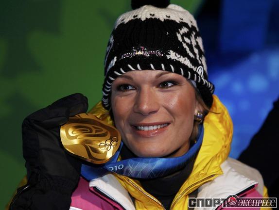 Мария РИШ (Германия). Горные лыжи. Суперкомбинация. Фото Reuters