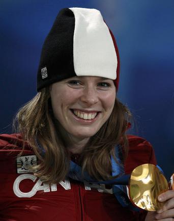 Кристин НЕСБИТТ (Канада). Коньки. 1000 м. Фото Reuters