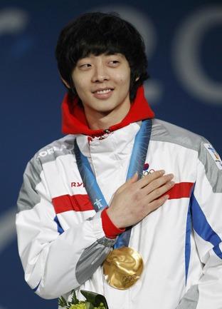 ЛИ ЮН СУ (Корея). Шорт-трек. 1000 м. Фото Reuters