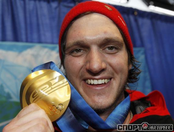 Михаэль Шмидт (Швейцария). Фристайл. Ски-кросс. Фото Reuters