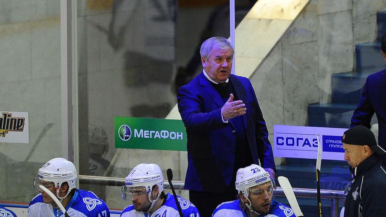 Владимир Крикунов. Фото Антон Сергиенко