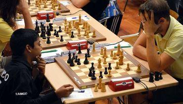 Партия в шахматы. Фото AFP