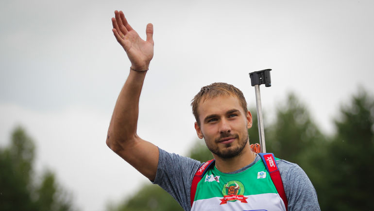 Антон Шипулин. Фото Андрей Аносов, СБР