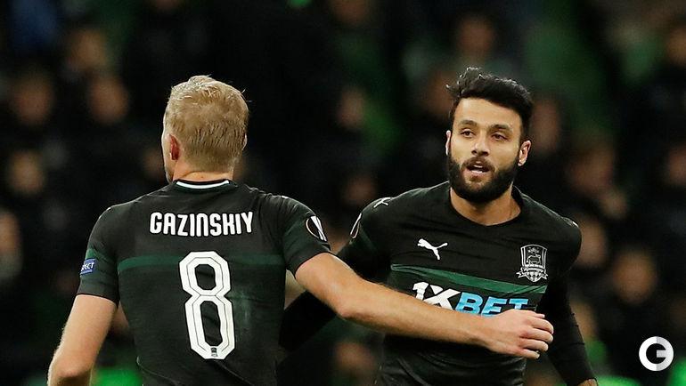 """Волшебник Окриашвили! """"Краснодар"""" оставил команду Промеса без победы"""