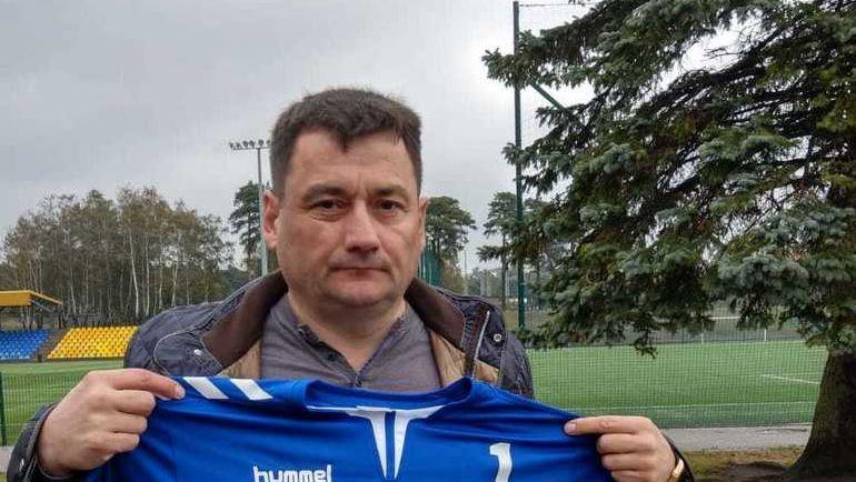 В Литве проведут матч в память о Константине Сарсания.
