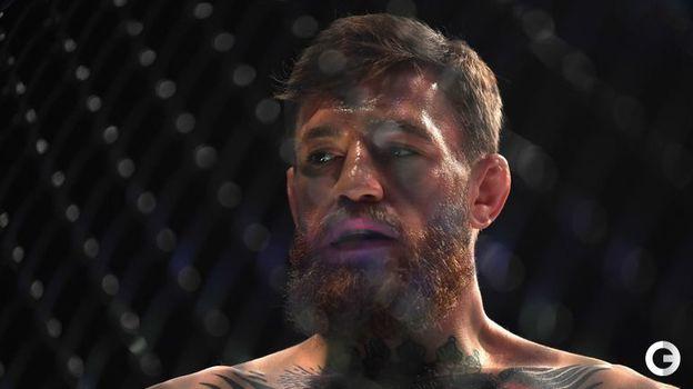 6 октября. Лас-Вегас. Турнир UFC 229. Конор Макгрегор. Фото AFP