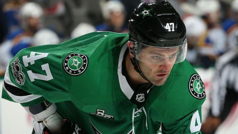 Александр Радулов. Фото НХЛ