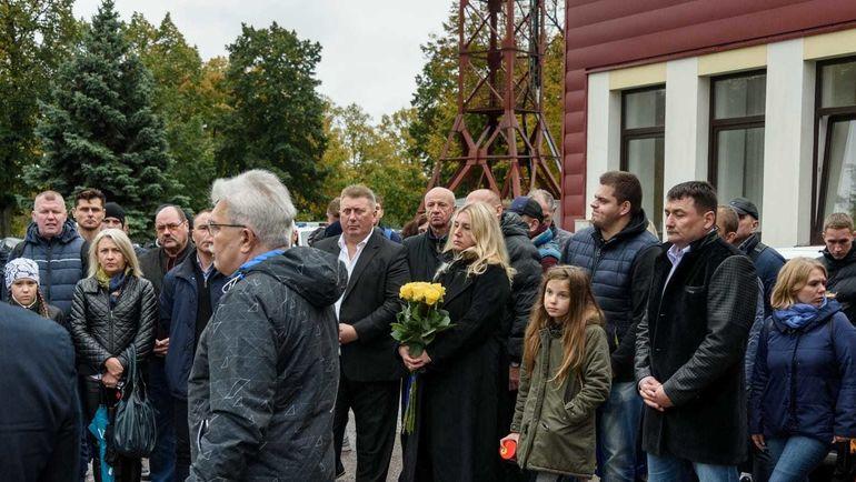 В Литве провели мероприятия в память о Константине Сарсания.