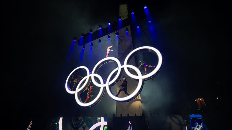 Открытие юношеских Олимпийских игр-2018. Фото REUTERS