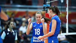 Сборная России победила Болгарию на чемпионате мира.