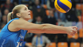 Ирина Фетисова.