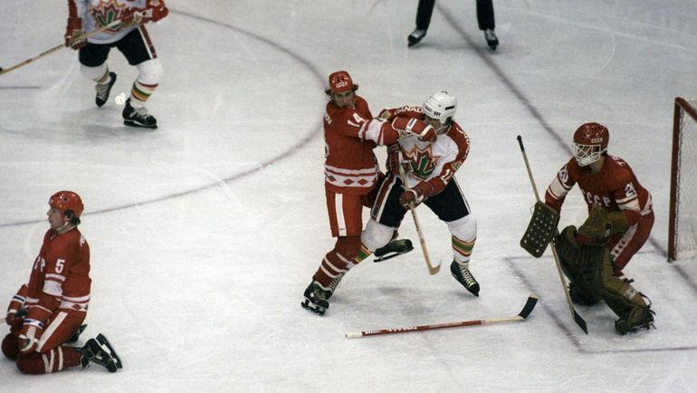 25 апреля 1979 года. СССР - Канада 9:2. Фото Дмитрий Донской/РИА Новости