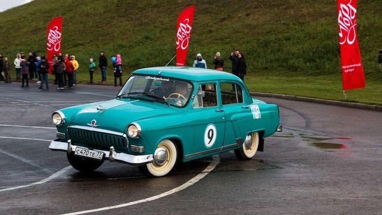"""В этом году одновременно с соревнованиями на курорте """"Игора"""" состоится фестиваль классических автомобилей."""