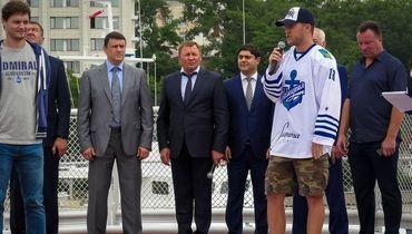 КХЛ дисквалифицировала гендиректора Адмирала, долги в Адмирале, интервью Сергея Сошникова