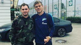 Геннадий Куропаткин и Александр Кокорин.