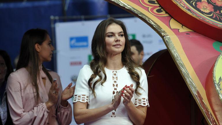 Алина Кабаева. Фото Алексей Иванов