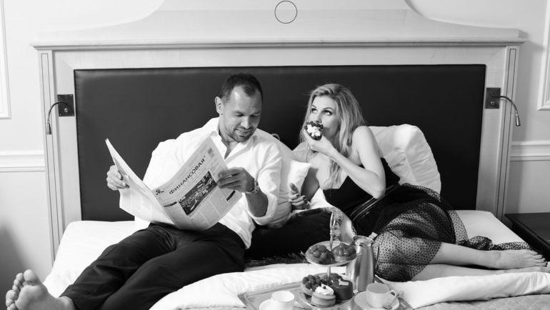 Сергей и Наталья Игнашевич. Фото Игорь Хузбашич