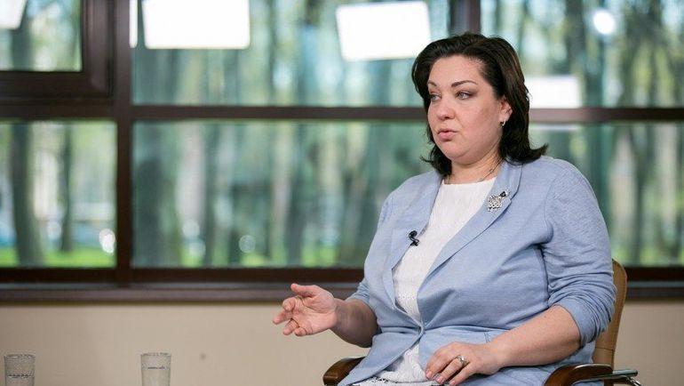 Наталья Шатихина. Фото spbmedia
