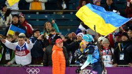Россия - щедрая душа. Рассказова и Бех будут выступать за Украину