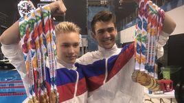 Российские пловцы выиграли 19 медалей на юношеских Играх