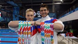 13 золотых медалей и мировой рекорд. Наши порвали всех!