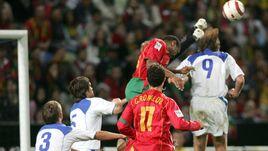Ночной позор. 14 лет назад Россия проиграла Португалии со счетом 1:7