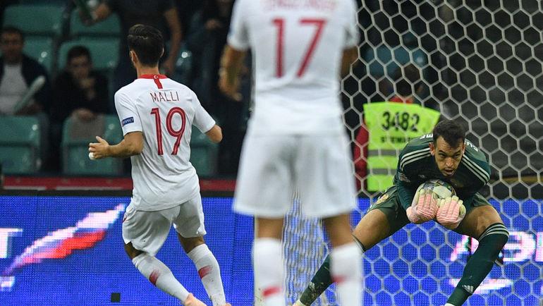 Россия – Турция. Футбол здорового человека