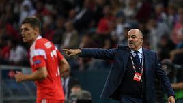 14 октября. Сочи. Россия - Турция - 2:0. Станислав Черчесов.
